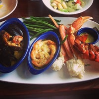 Photo taken at Red Lobster by Lauren L. on 7/13/2014