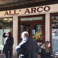 Foto scattata a Osteria all'Arco da Murat U. il 3/2/2017