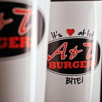 Photo taken at A&T Burgers by A&T Burgers on 4/23/2014