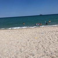 Photo taken at İğneada Plajı by Serkan Ö. on 7/15/2018