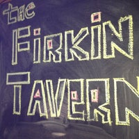 Photo taken at The Firkin Tavern by Danny N. on 6/27/2013