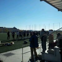 """Photo taken at Escuela Municipal de Rugby """"El Cantizal"""" by Pablo I. on 12/2/2012"""
