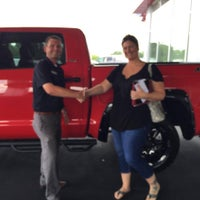 Photo taken at LaGrange Toyota by Kevin F. on 8/22/2015