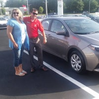 Photo taken at LaGrange Toyota by Kevin F. on 7/11/2015