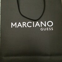 Photo taken at Guess by Marciano by Нияз Б. on 5/2/2014