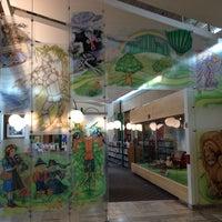 Photo taken at Coronado Public Library by Coronado I. on 1/23/2014