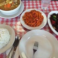 Photo taken at Margot Restaurant by Richard B. on 5/21/2014