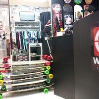 Photo taken at 041 Skate Shop by Vicye P. on 9/24/2013