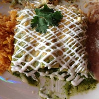 Photo taken at Los Arcos Mexican Restaurant by Meleah M. on 10/8/2012