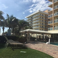 Foto tirada no(a) Marriott Pompano Resort and Spa por The Adventures of B. em 1/1/2018