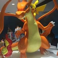 Photo taken at Pokémon Center Mega Tokyo by Keiko on 12/16/2014