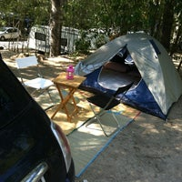 Photo taken at Blue Dream Camping by Dimitra K. on 7/19/2013