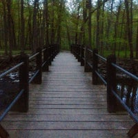Photo taken at Petrifying Springs County Park by Lauren K. on 5/15/2013