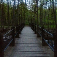 Photo taken at Petrifying Springs County Park by Lauren K. on 6/30/2013