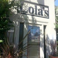 Photo taken at Lola's by Roni L. on 9/8/2013