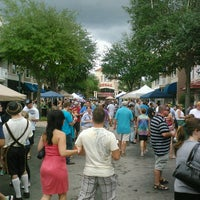 Photo taken at Winter Park Village by James B. on 10/6/2012