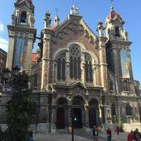 Photo taken at Basílica de San Juan El Real by Miron S. on 9/30/2015