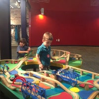 Photo taken at Austin Children's Museum by Alicia L. on 8/20/2013