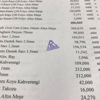Photo taken at Deryapen Ltd Şti by Selçuk Ş. on 4/5/2018