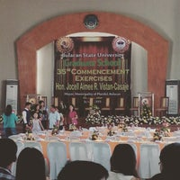 Photo taken at Hiyas ng Bulacan Convention Center by Marley R. on 6/6/2015