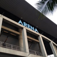 Photo taken at IMPACT Arena by Thanapong W. on 10/5/2013