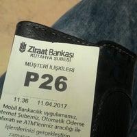 Photo taken at T.C. Ziraat Bankası by Aynur V. on 4/11/2017