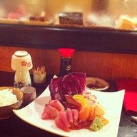 Photo taken at Suzuki Sushi by Mark D. on 10/20/2012