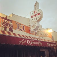 Photo taken at Manuel's Original El Tepeyac Cafe by Sri G. on 10/20/2012