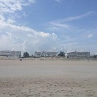 Photo taken at 83rd Street Beach by Jon S. on 9/1/2013