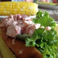 Photo taken at Finns Seafood Restaurant by Jon S. on 8/9/2013