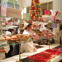 Photo taken at Bottega Louie by Chloe P. on 6/14/2013