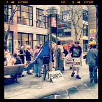Photo taken at Occupy Denver by Rae M. on 5/14/2013