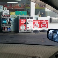 Photo taken at Caltex Chartwell by Kabwea T. on 5/16/2014