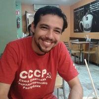 Photo taken at Cafeteria Finca Santa Veracruz by Jacqueline V. on 5/5/2014