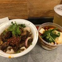 Das Foto wurde bei Xi'an Famous Foods von William T. am 7/1/2018 aufgenommen