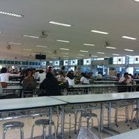 Photo taken at KU Cafeteria 1 by Biomanzzuz R. on 12/21/2012