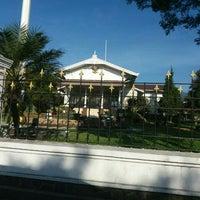 Photo taken at Istana Kepresidenan Cipanas by Puspita A. on 7/12/2016