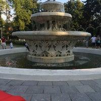Photo taken at Розарий с Фонтаном by Юлия on 8/6/2016