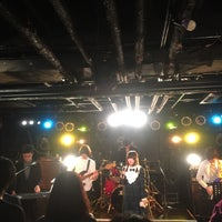 Photo taken at 本八幡3rd STAGE by Yusuke T. on 3/14/2016