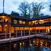 Photo taken at The Boathouse Restaurant by The Boathouse Restaurant on 4/24/2014