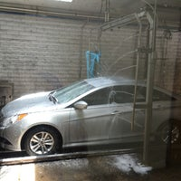 Photo taken at Sherman Oaks Car Wash by Dan P. on 7/24/2014
