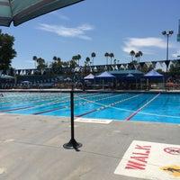 Photo taken at Van Nuys Sherman Oaks Pool by Dan P. on 7/15/2014