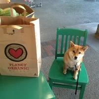 Photo taken at Planet Organic Market by Trevor B. on 7/5/2013