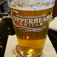 Photo taken at Copperhead Grille by Stacey S. on 3/16/2017