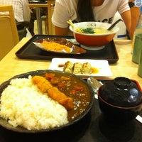 Photo taken at Hokkai Ramen 北海拉麵屋 by Marck Daniel W. on 6/12/2013