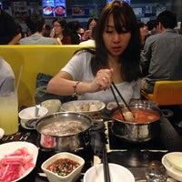 Photo taken at Hotpot Super 百銀一鍋 by Marck Daniel W. on 11/30/2013