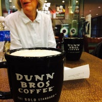 Photo taken at Dunn Bros Coffee by Kurt W. on 5/7/2015
