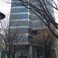 Photo taken at ASEM Tower by Yooseok K. on 4/3/2013