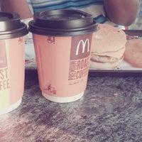 Photo taken at McDonalds - Drive Thru by Vidushi on 1/28/2013