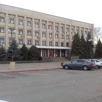 Photo taken at ЗАГС by Олег I. on 11/28/2014